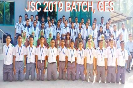 JSC 2019 BATCH GES